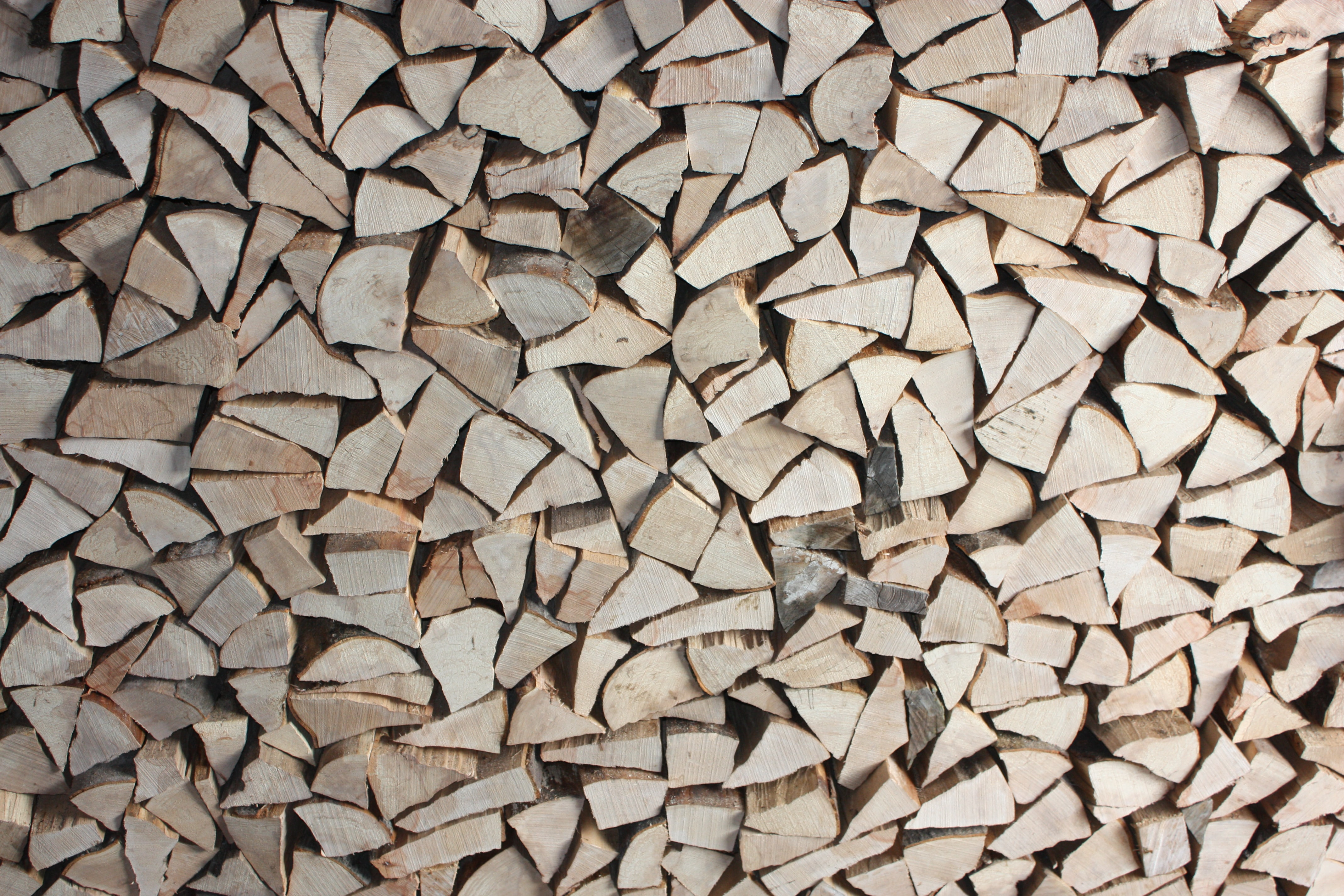chopped log lot