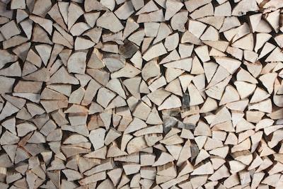chopped log lot