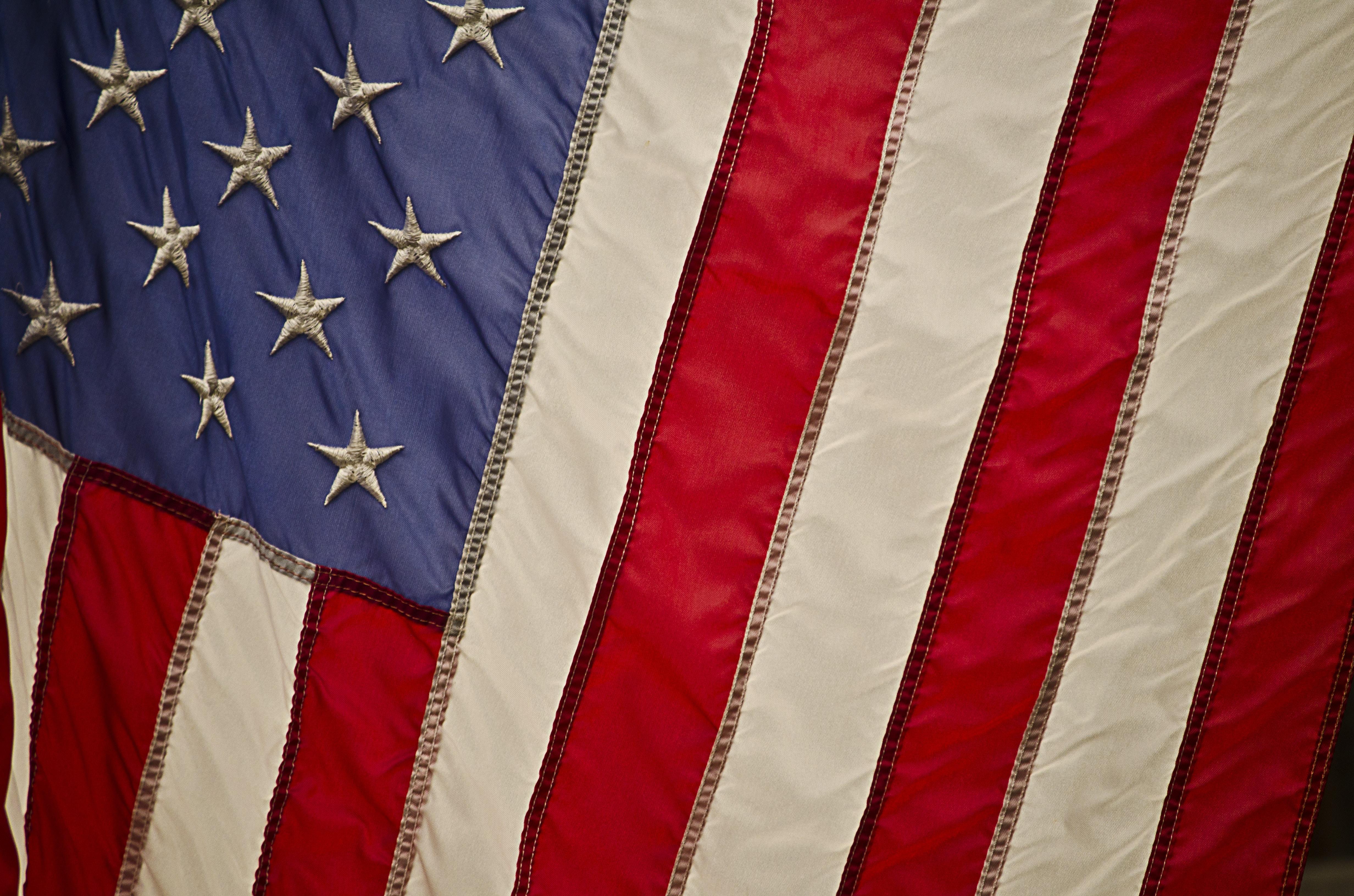 flag of U.S,A