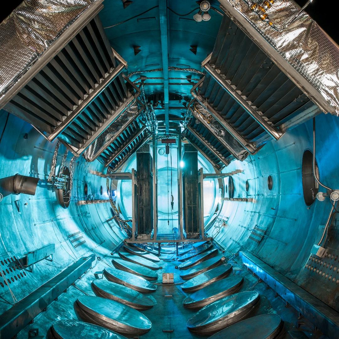 Tunnel, Chamber, Nasa And Technology HD Photo By NASA