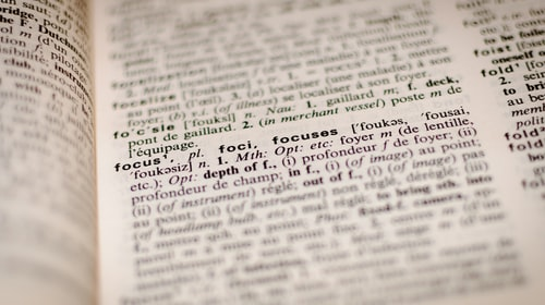 10 Commonly Used Words That Were Created By Authors