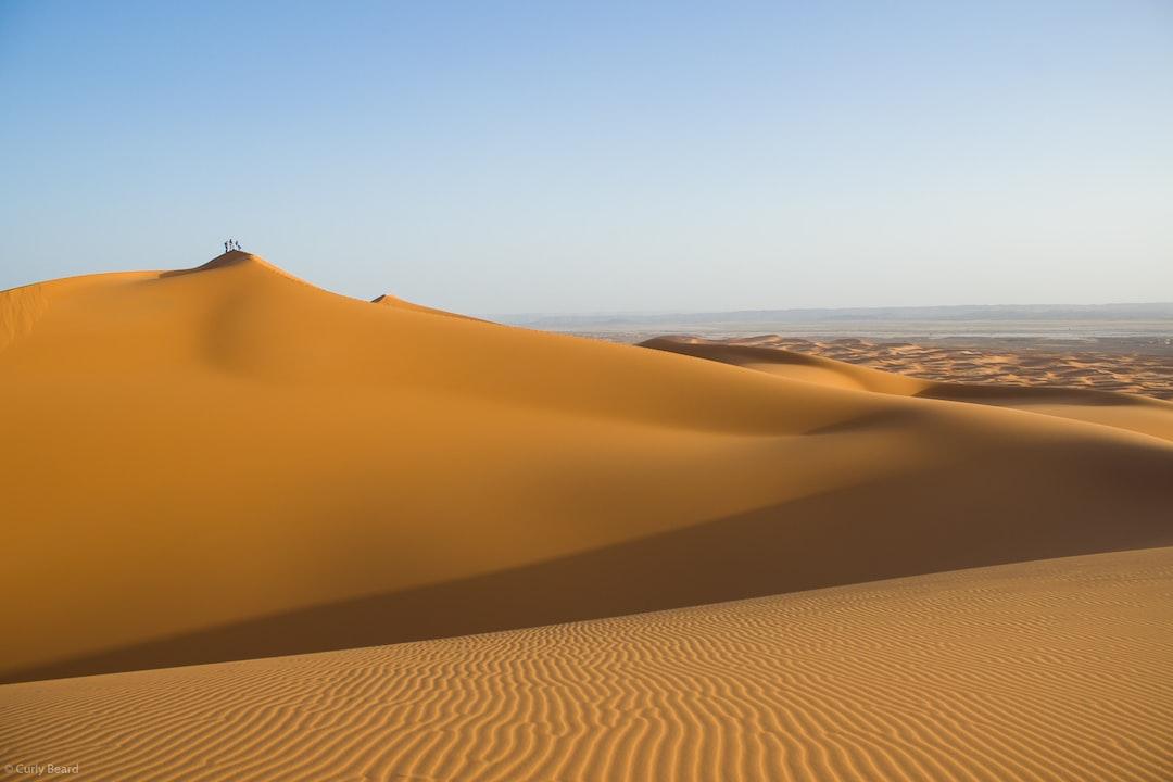 Extreme Desert Hikes