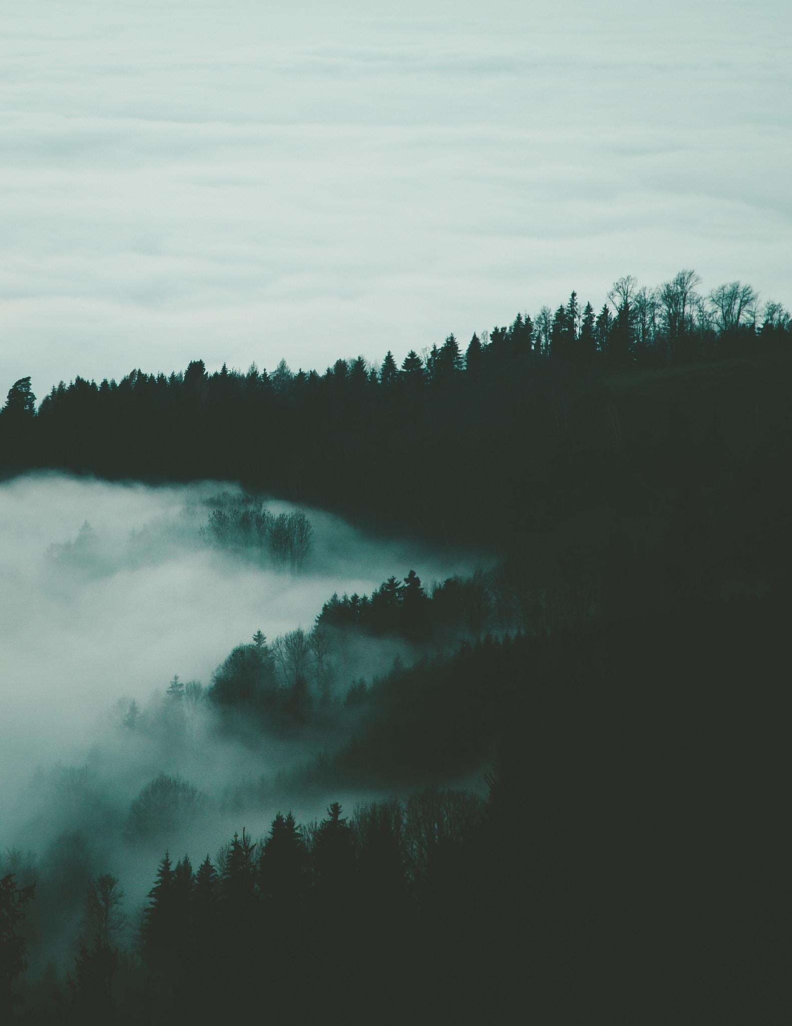 photo of mountains