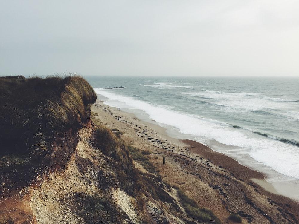 seaside during daytime