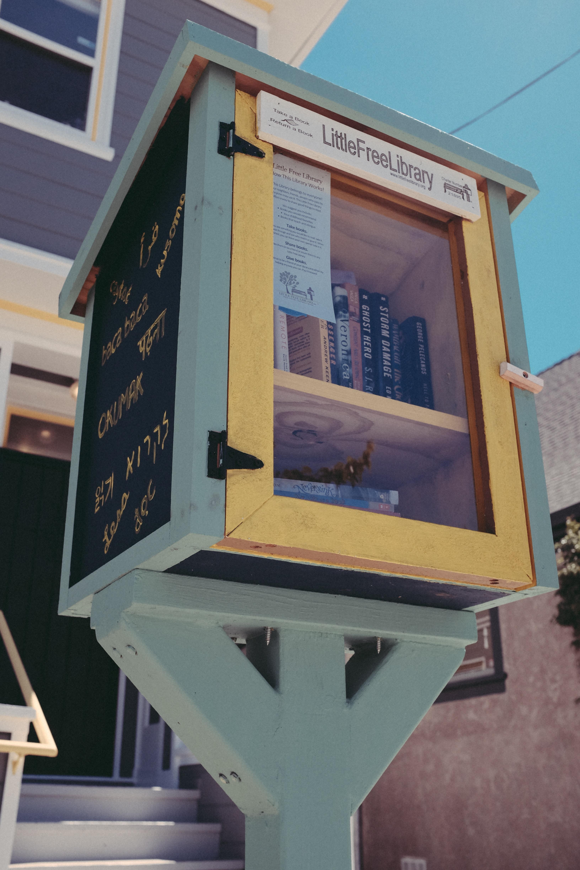 photo de bibliothèque publique