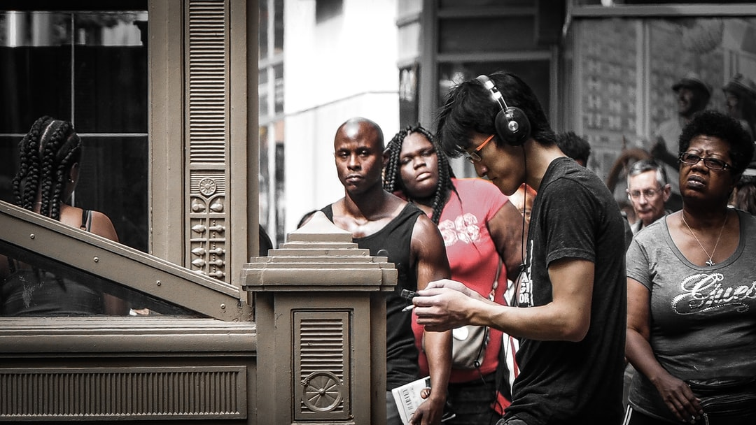 Diversity, usa, u003cbu003emusicu003c/bu003e and white HD photo by Claudio Recanatini ...