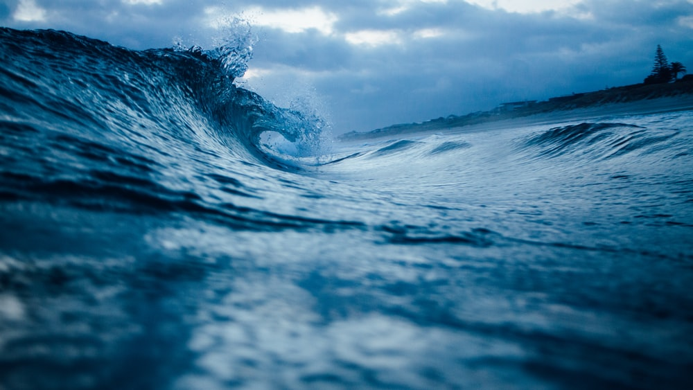 wave ocean water and sea hd photo by tim marshall timmarshall
