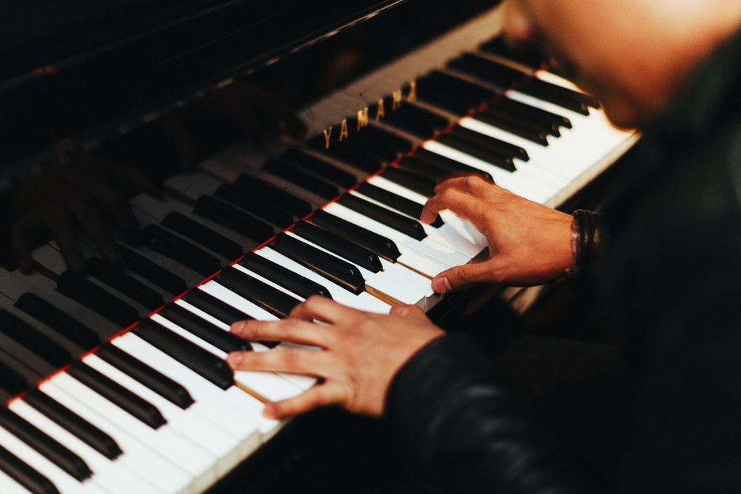 Yamaha piano player