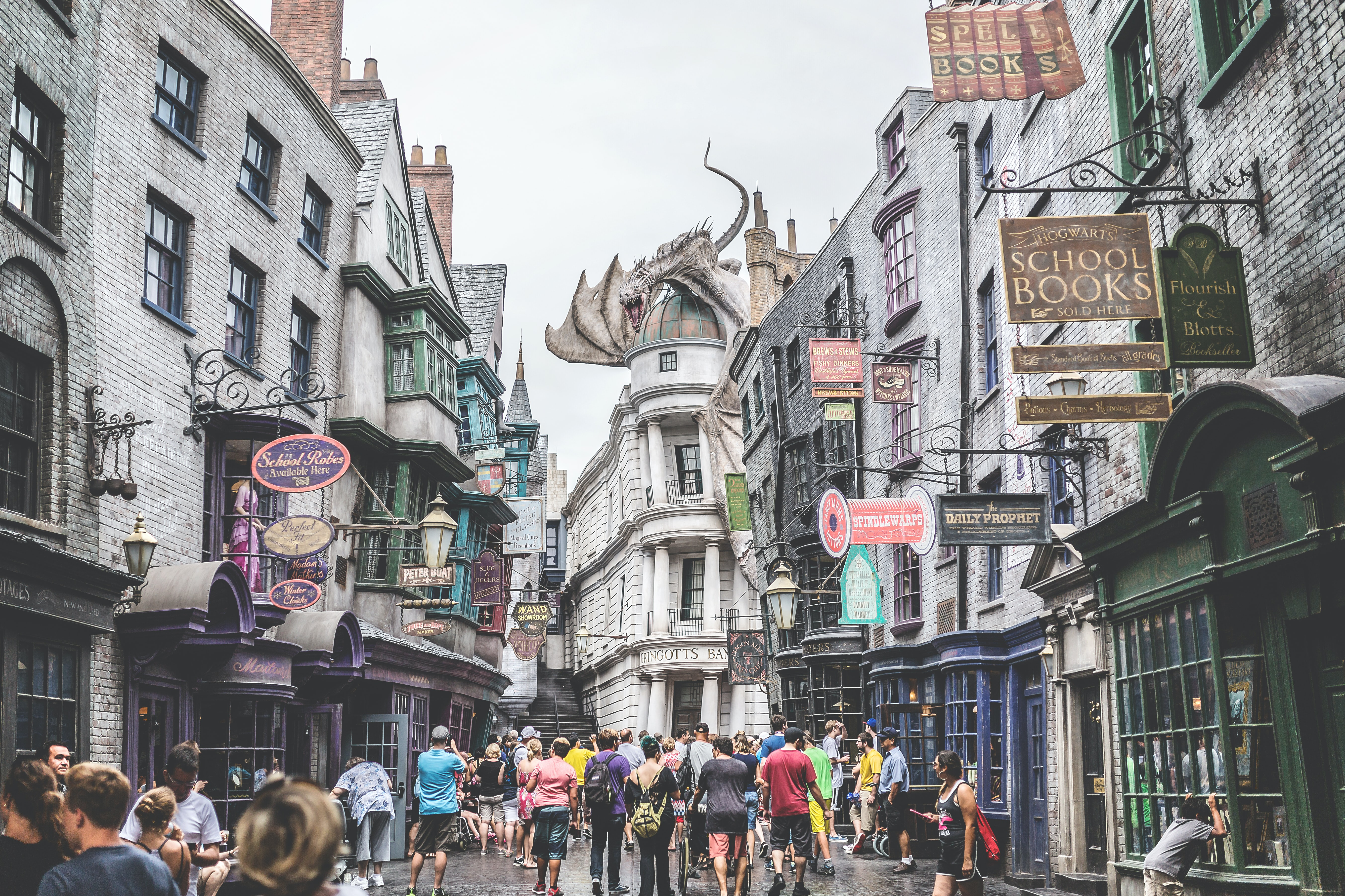Top Ten Magical Sweets From The Wizarding World of Harry Potter