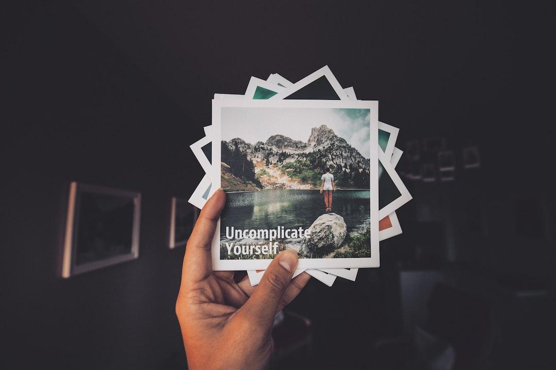 Seattle polaroids