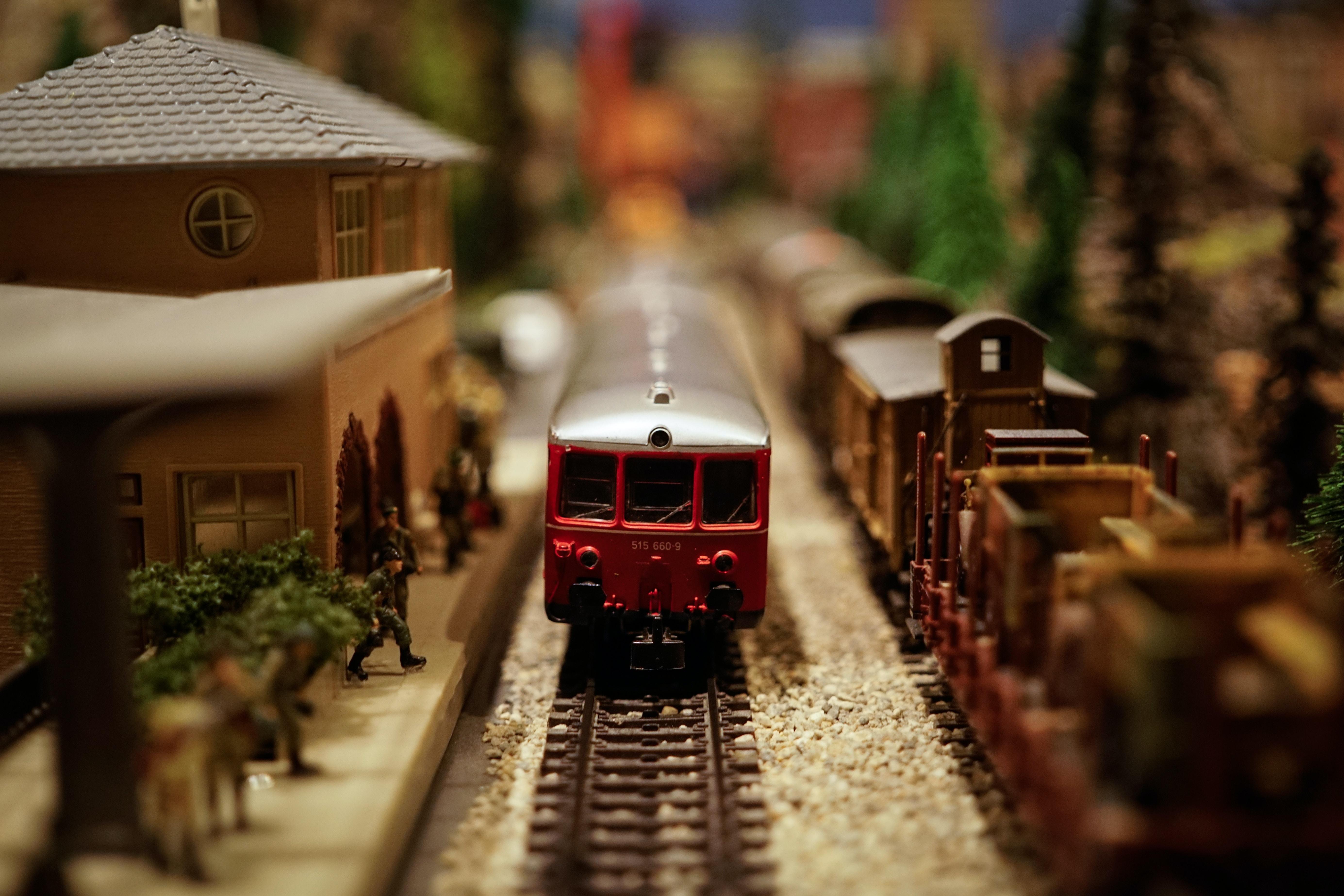 Rails trains stories