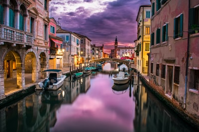 grand canal, italy italy teams background