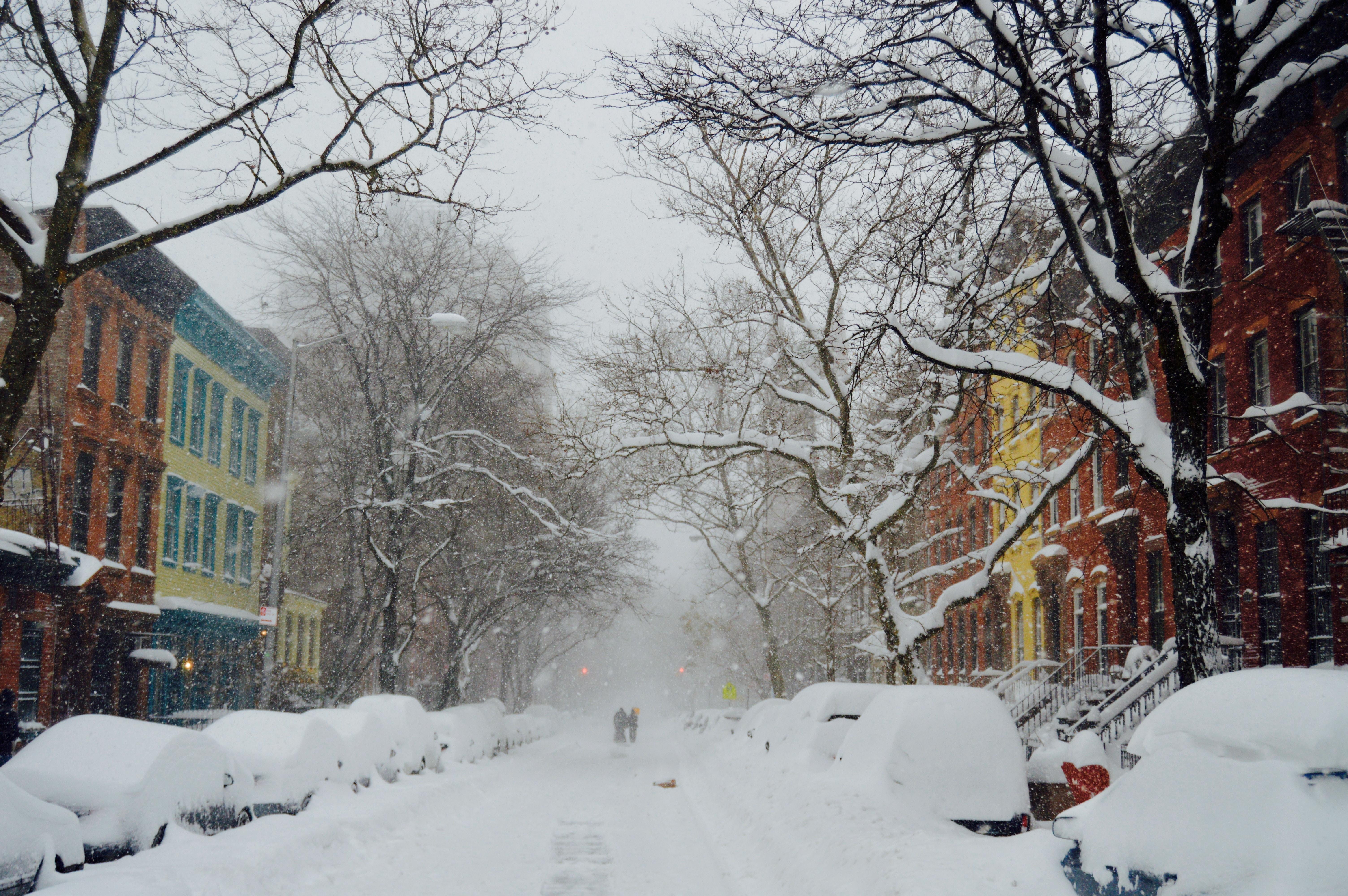 Mehr als 60 Städte und Dörfer in der Ukraine wegen Unwetter ohne Strom
