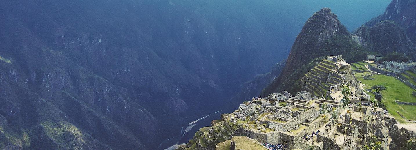 Peru Branch + Machu Picchu + Ecuador Branch [CSC]