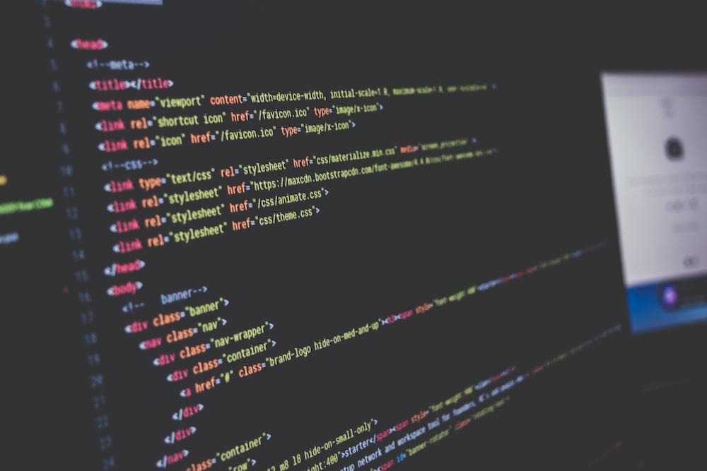 source code illustration