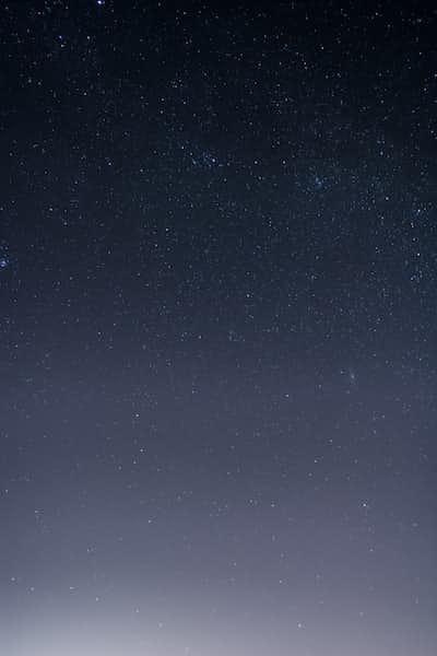 The night sky sky stories