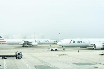 Beschreibung des Fotografen: Airport runway American