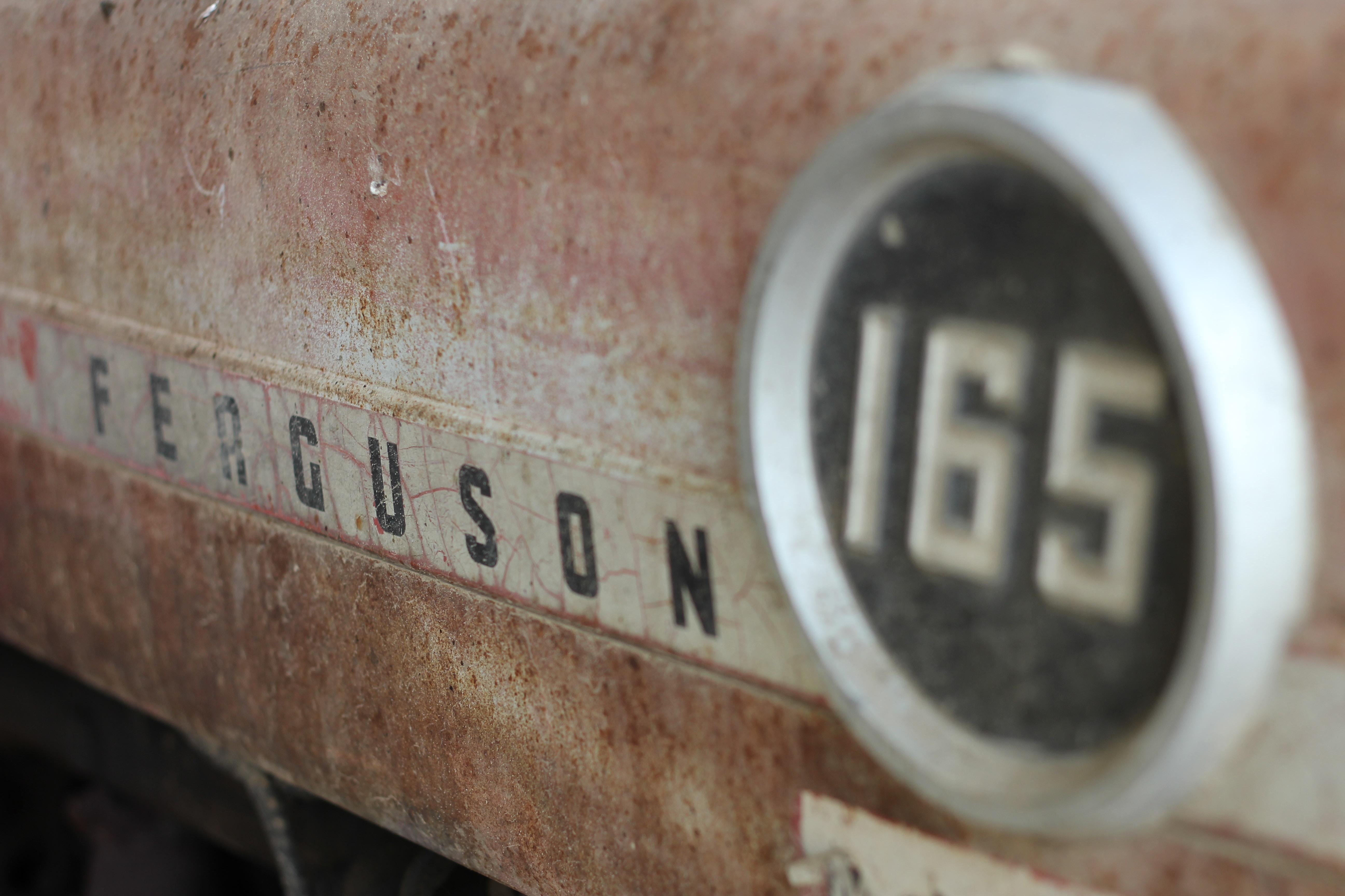 Ferguson 165 tractor