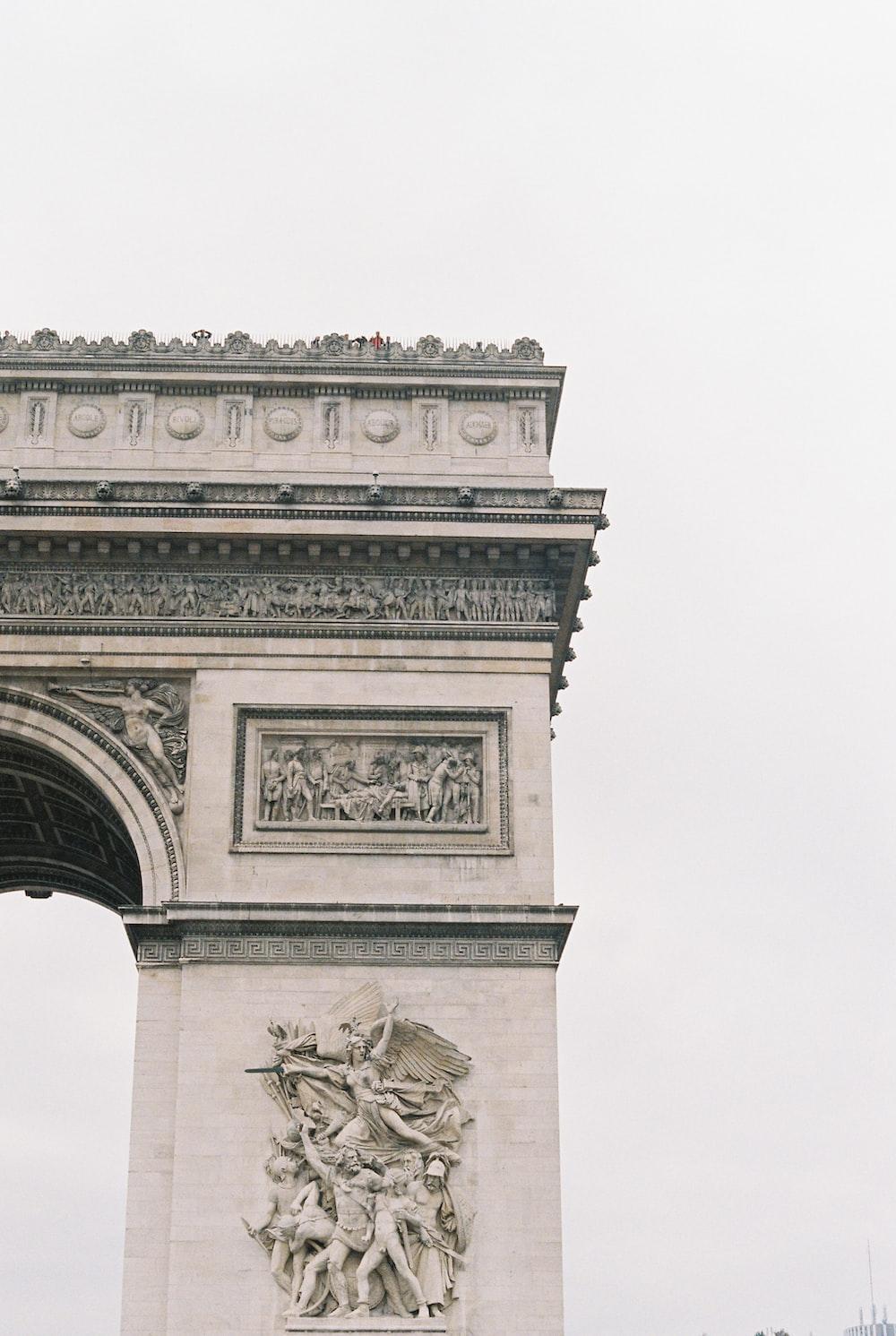 Arc De Triomphe Pictures Download Free Images On Unsplash