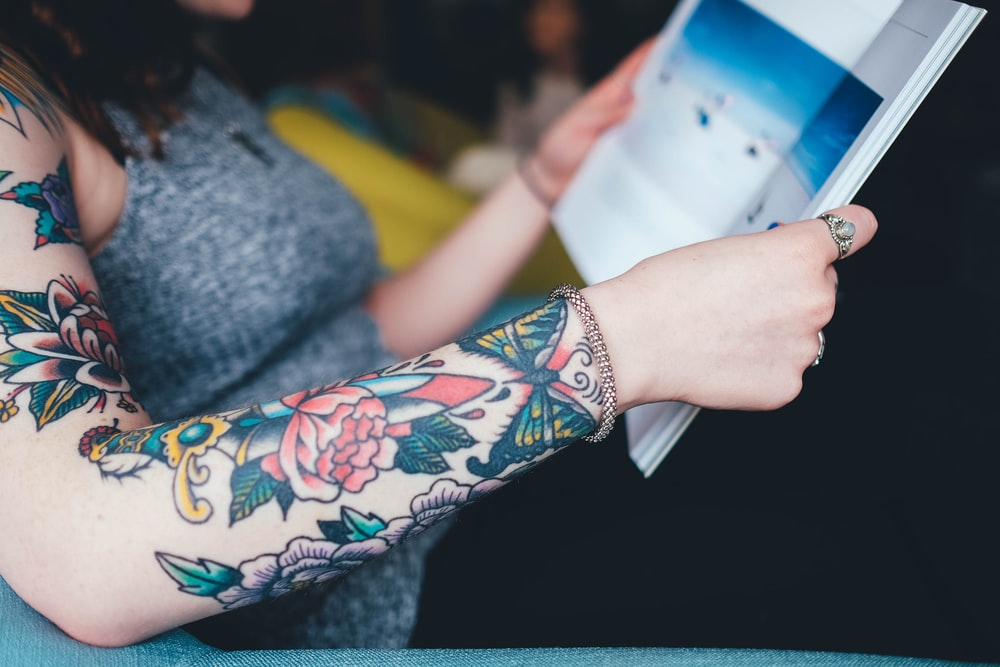Attractive And Meaningful Matching Tattoos For Women