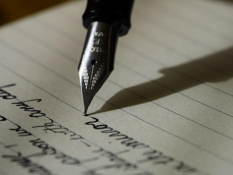 寫論文的日子 (3) l 我想寫有價值的研究主題