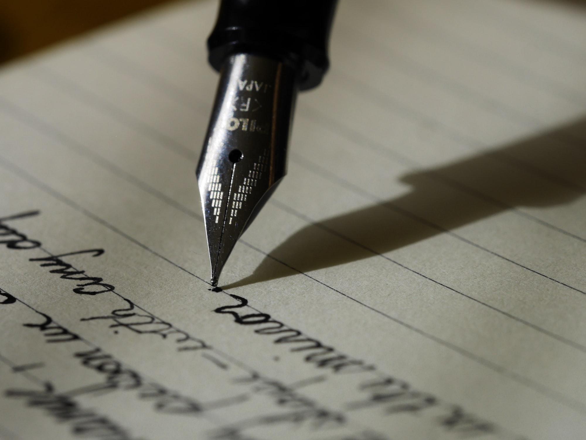 Writer's ways 1
