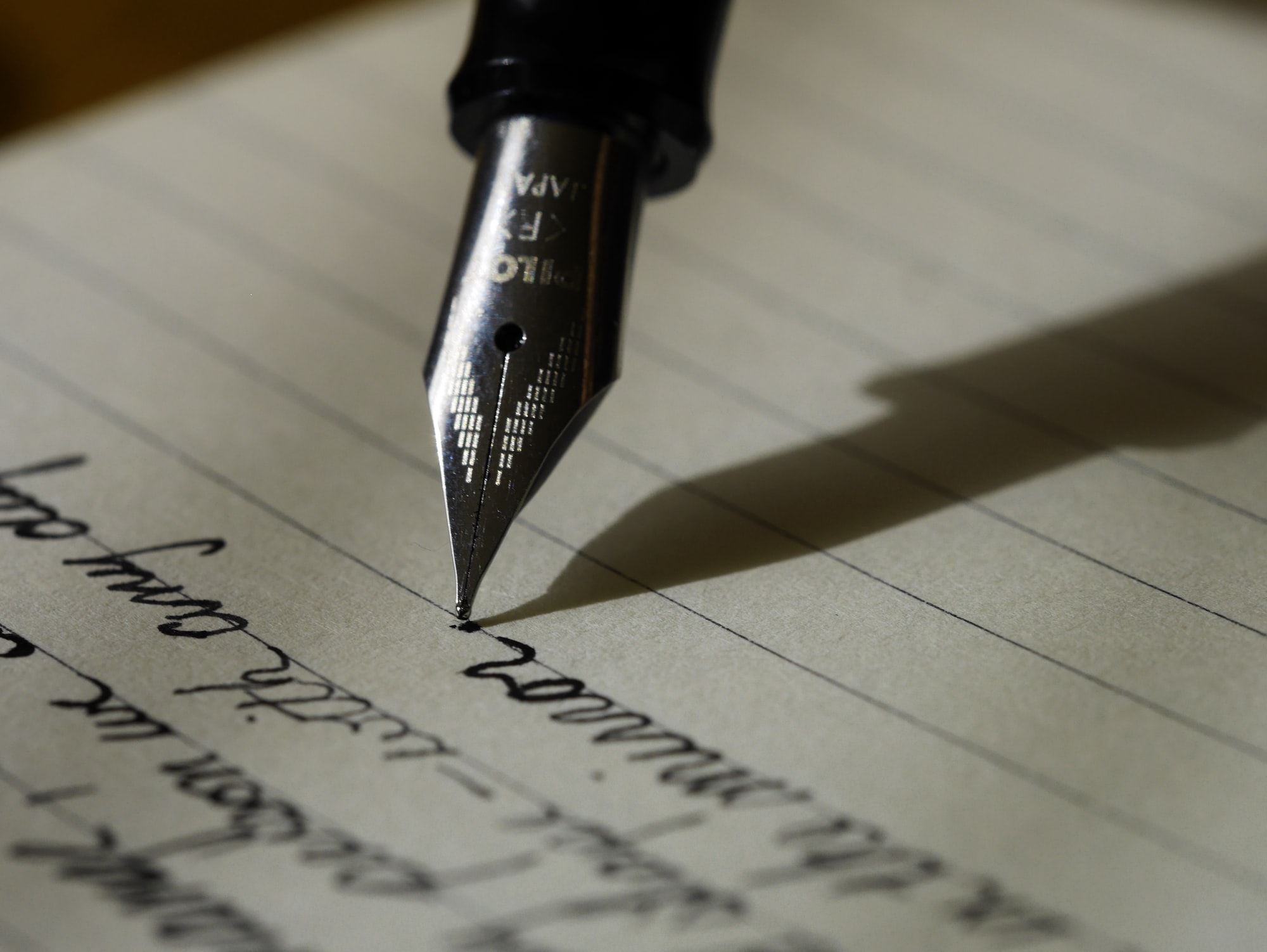 Fountain Pen Vocab: Attenuate