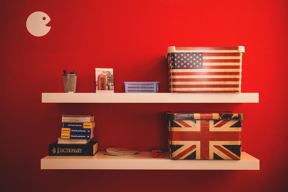 Diferenças entre o Inglês Americano e o Britânico