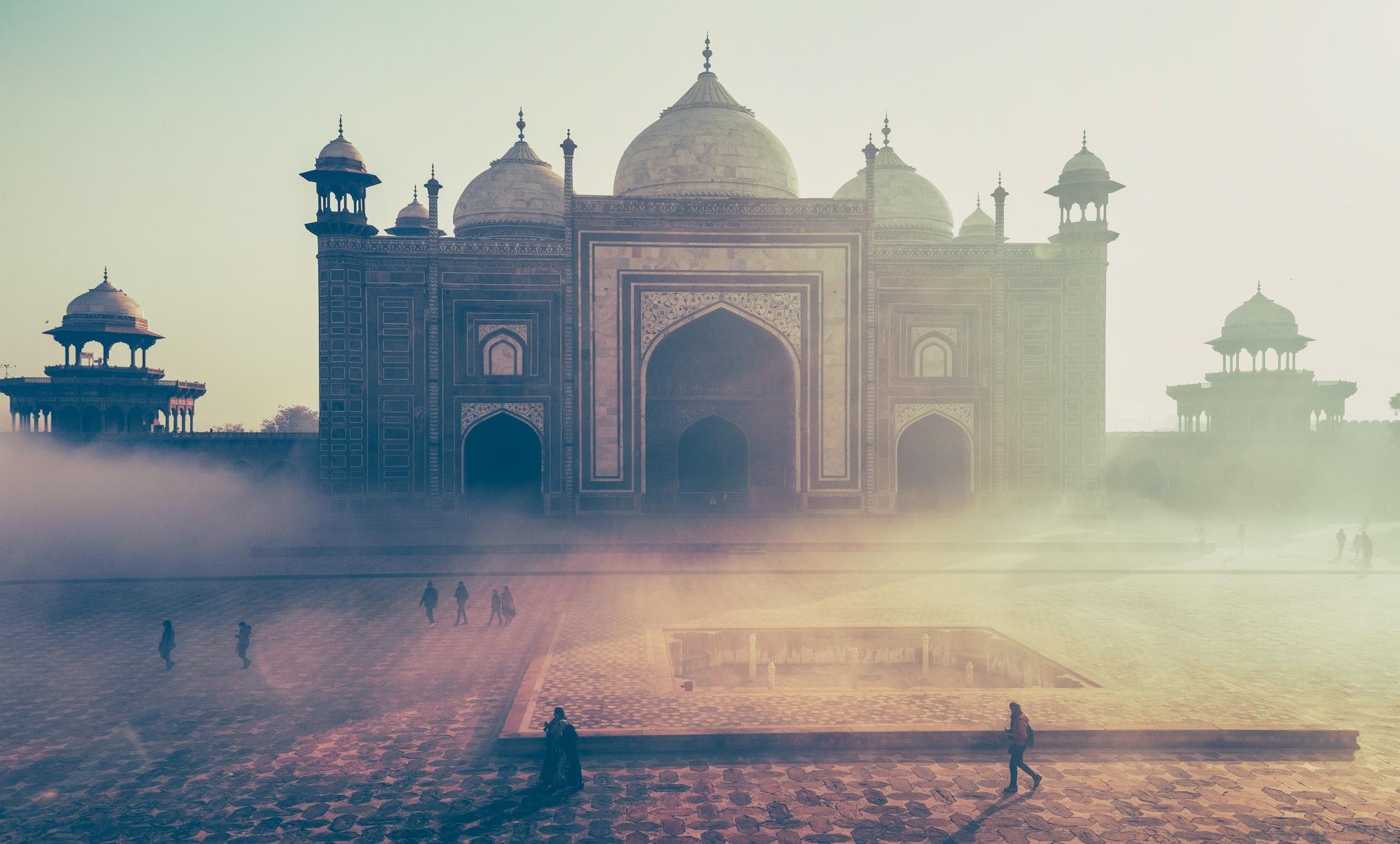 Architecture in Agra