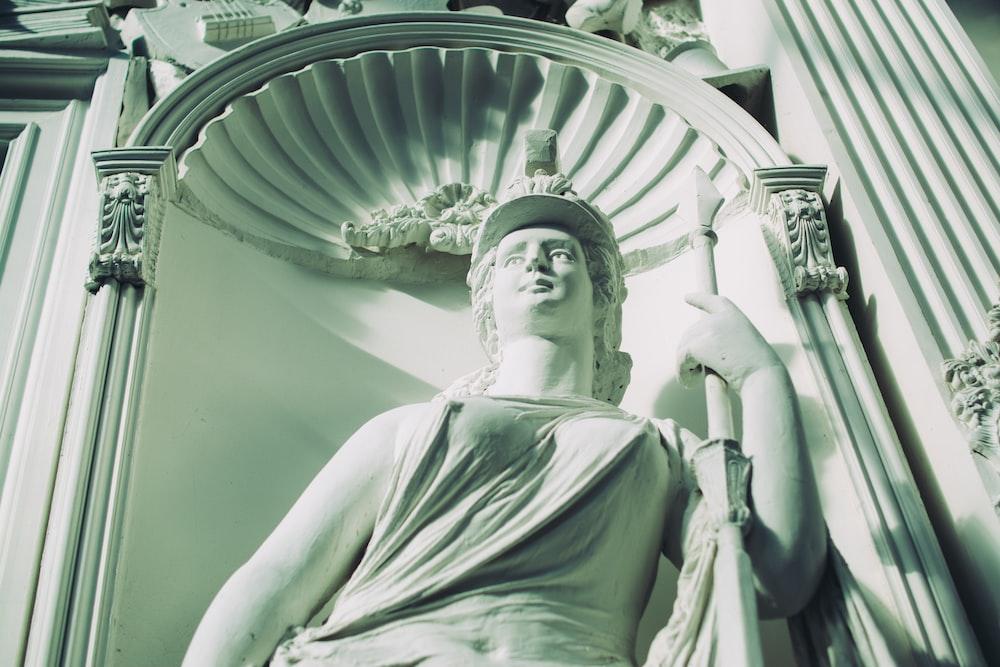 classical sculpture statue