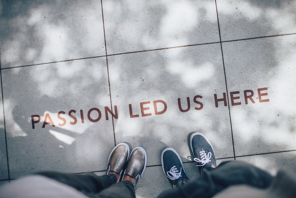 Passion And Purpose In Life. What is it?