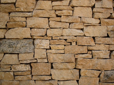 brown brick pavement stone teams background