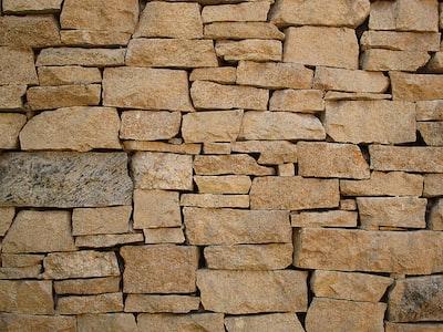 brown brick pavement