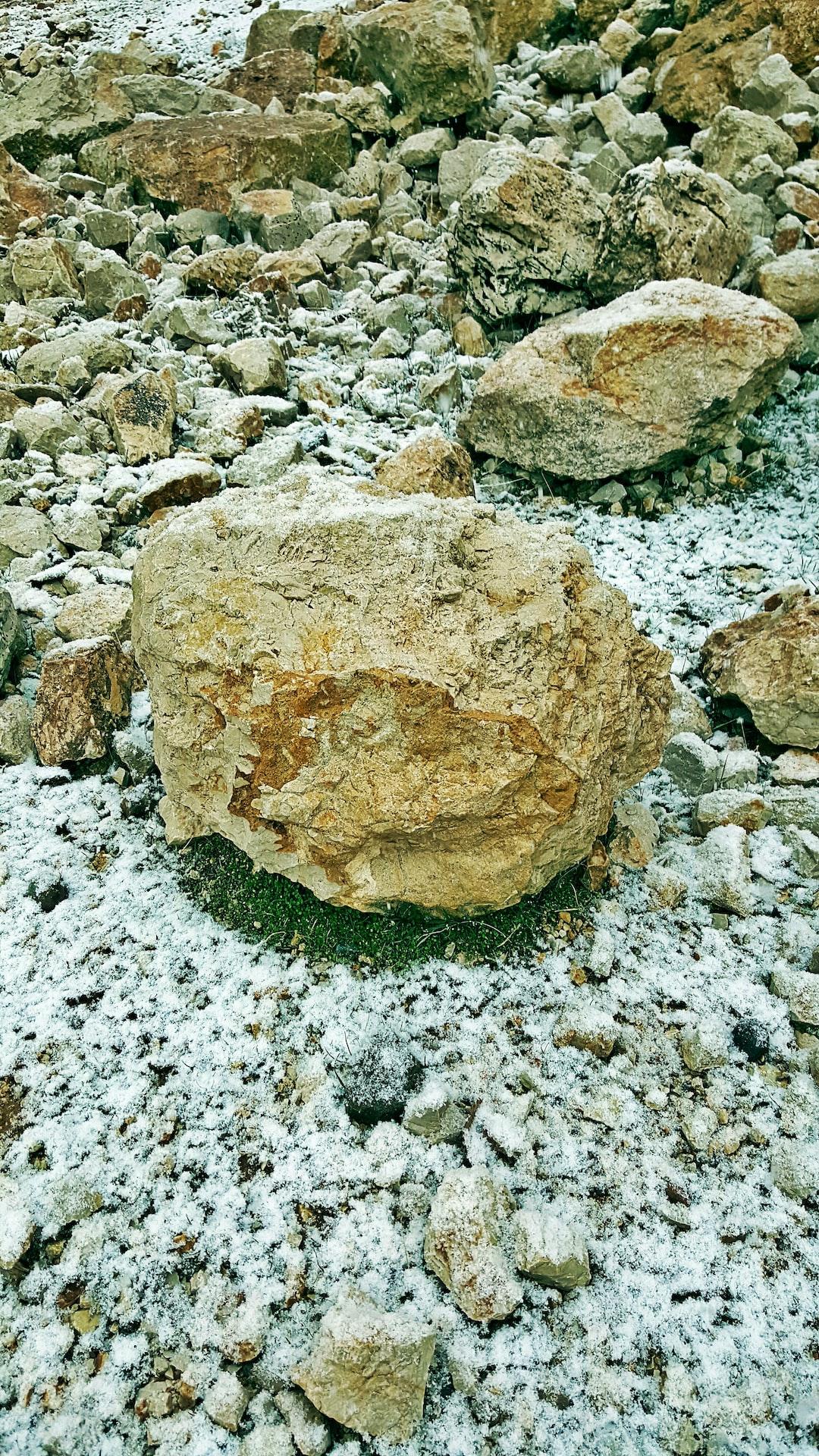 Открытка камни арея