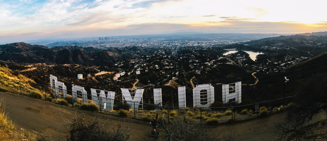 Mosaico de Los Angeles