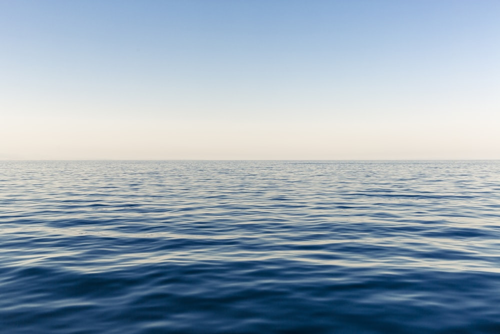 blue ocean water during daytime