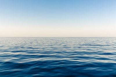 Avşa Adası horizon