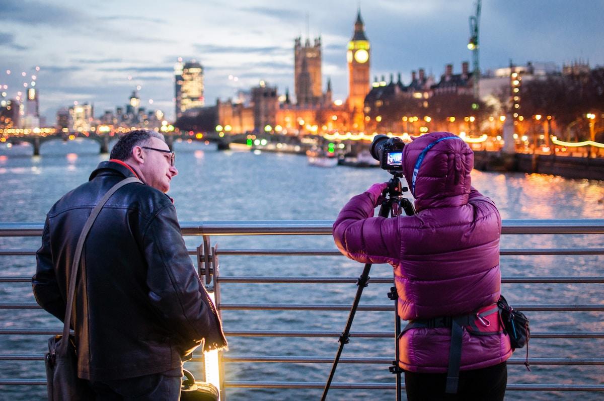 Осенние каникулы в Лондоне