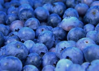 black berries lot