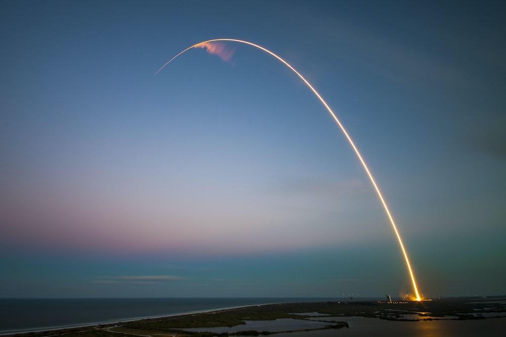 Rocket Launch Pictures