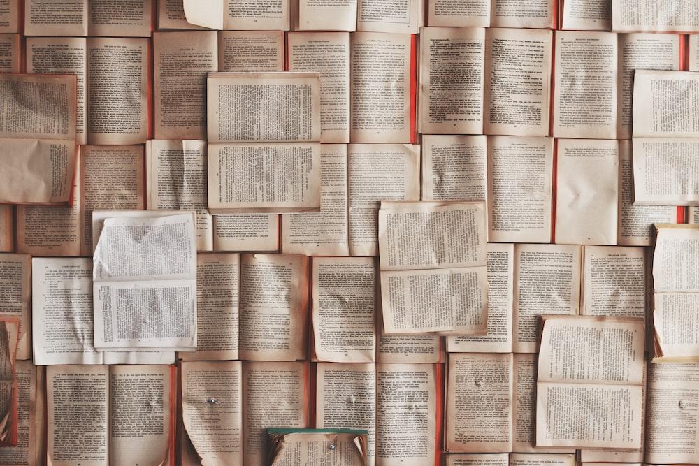 open book lot
