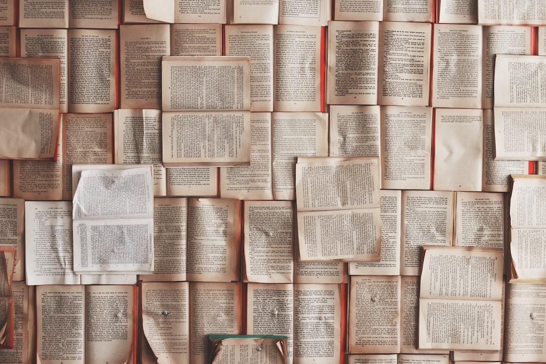 Open Book Lot - unsplash