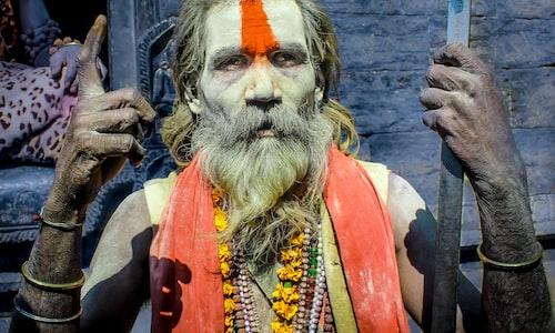hindu pickup line