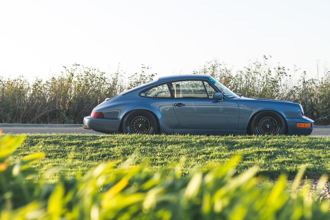 San Mateo Porsche