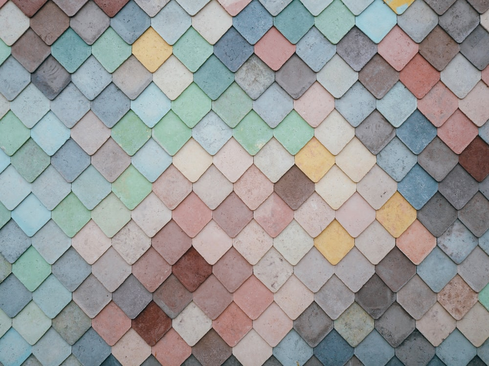 Tile, pattern, pastel and wall HD photo by Andrew Ridley ...