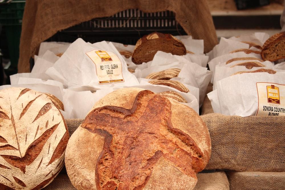 brown bread lot