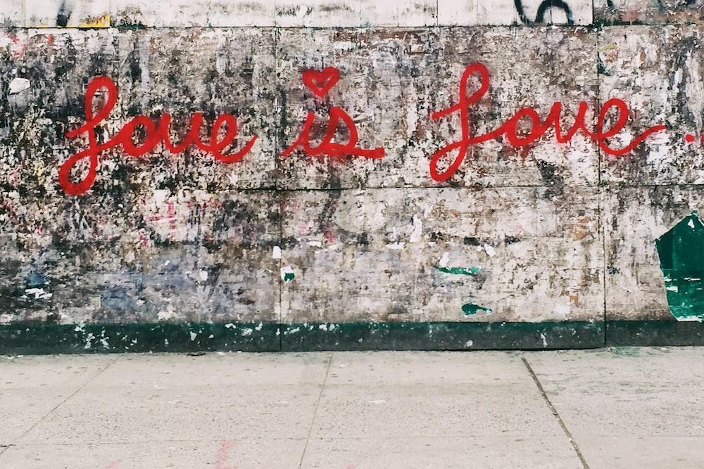 wall graffiti close-up photography