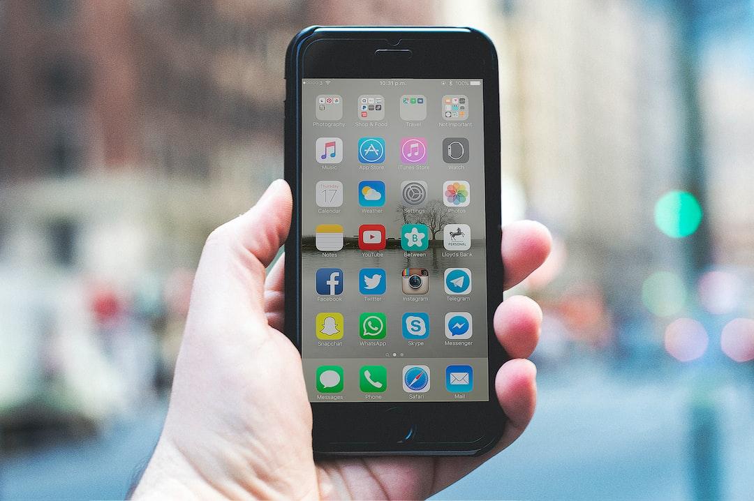 앱을 만들 때 알아두면 좋은 것들