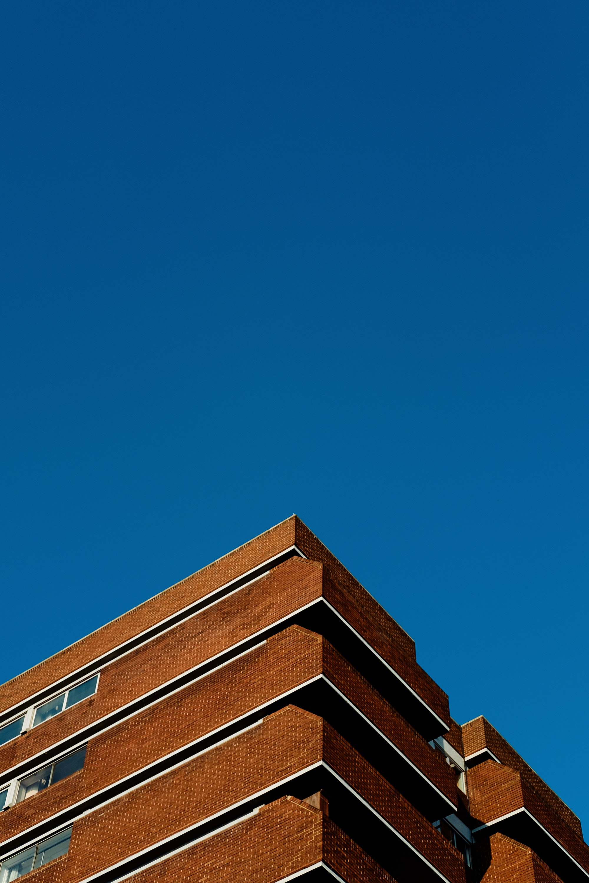 brown building during daytime
