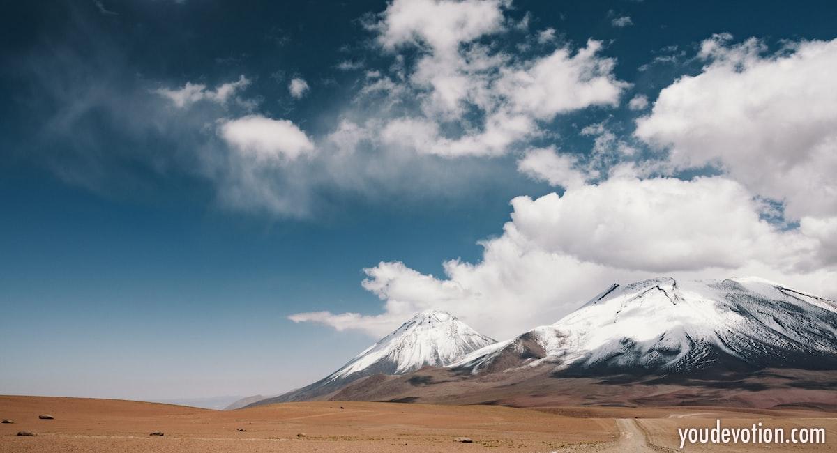 Streams In The Desert 7th April 2021 Devotional - Inward Stillness